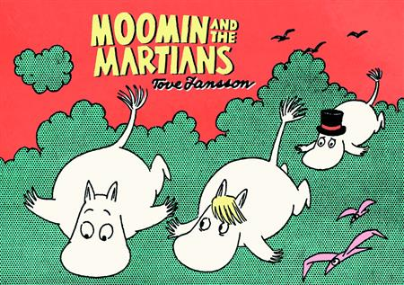 MOOMIN AND THE MARTIANS GN