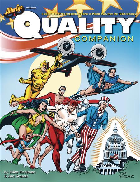 QUALITY COMPANION SC