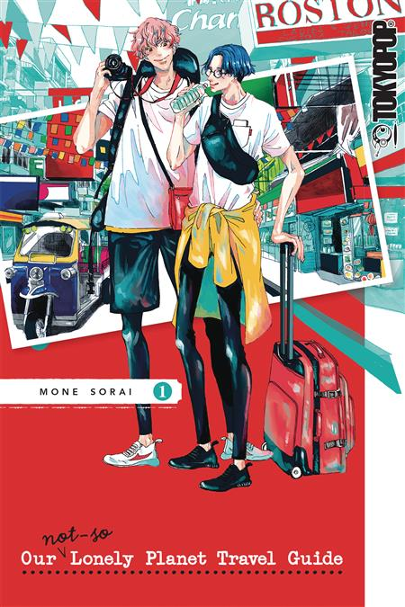 OUR NOT SO LONELY PLANET TRAVEL GUIDE GN VOL 02 (MR) (C: 0-1