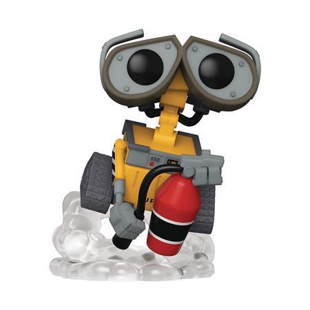 POP DISNEY WALL-E WALL-E W/ FIRE EXTINGUISHER VIN FIG (C: 1-