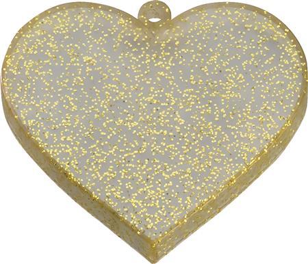 NENDOROID MORE HEART BASE GOLD GLITTER (C: 1-1-2)