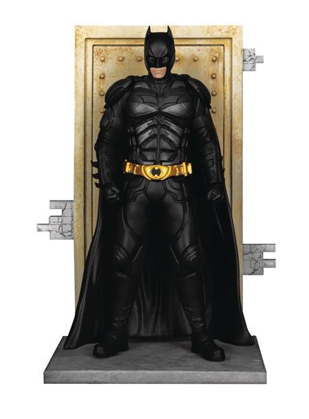 DARK KNIGHT TRILOGY DS-093 BATMAN D-STAGE 6IN STATUE (C: 1-1