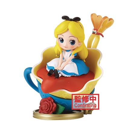 DISNEY CHARACTERS Q-POSKET STORIES ALICE FIG VER A (C: 1-1-2