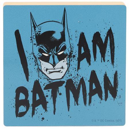 DC BATMAN CHUNKY WOOD (C: 1-1-2)