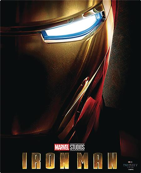 IRON MAN MOVIE POSTER WOOD 16IN WALL ART (C: 1-1-2)