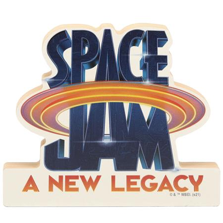 SPACE JAM LOGO CHUNKY WOOD (C: 1-1-2)