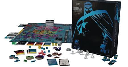 BATMAN DARK KNIGHT RETURNS BOARD GAME (C: 0-1-2)