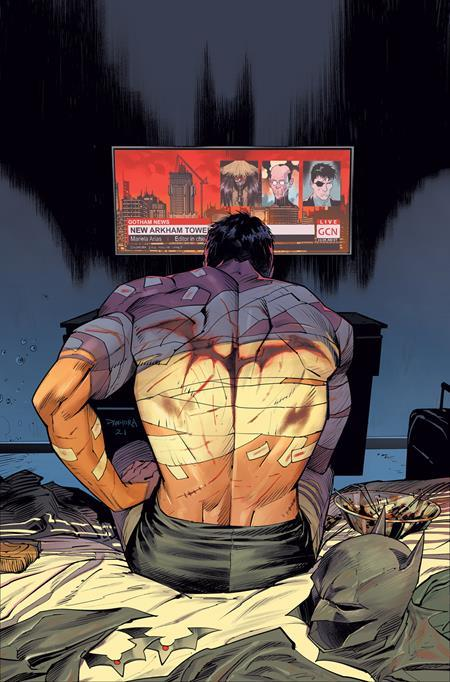 DETECTIVE COMICS #1046 CVR A DAN MORA
