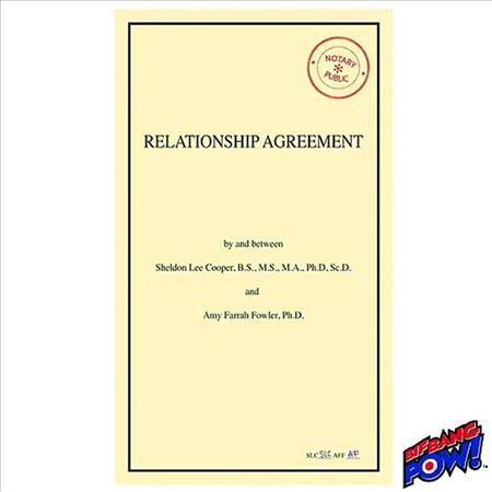AGREEMENT RELATIONSHIP