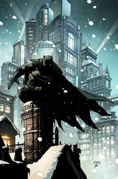 BATMAN ANNUAL #1 *REBIRTH OVERSTOCK*
