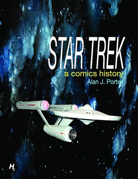 STAR TREK COMIC BOOK HISTORY SC