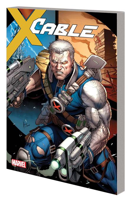 CABLE TP VOL 01 TIME CHAMPION