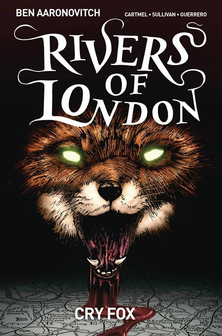 RIVERS OF LONDON CRY FOX #1 *Special Discount*