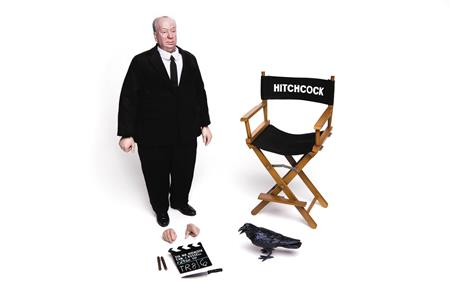 ALFRED HITCHCOCK 1/6 SCALE COLLECTIBLE FIGURE (C: 0-1-2)