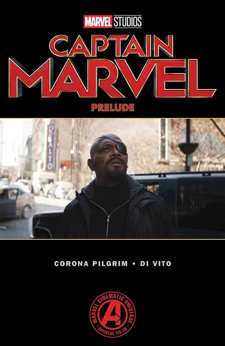MARVELS CAPTAIN MARVEL PRELUDE #1