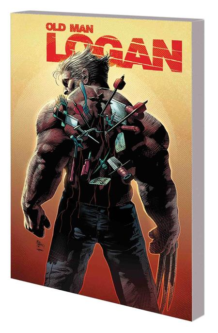 WOLVERINE OLD MAN LOGAN TP VOL 09 HUNTER HUNTED