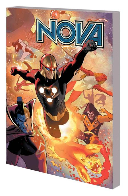NOVA BY ABNETT & LANNING COMPLETE COLLECTION TP VOL 02