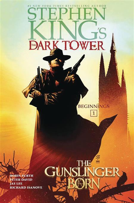 DARK TOWER BEGINNINGS HC VOL 01 GUNSLINGER BORN (C: 0-1-0)