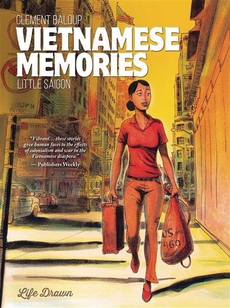 VIETNAMESE MEMORIES GN VOL 02 LITTLE SAIGON (MR) (C: 0-0-1)