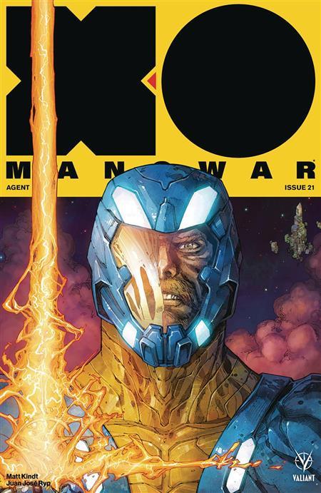 X-O MANOWAR (2017) #21 CVR A ROCAFORT