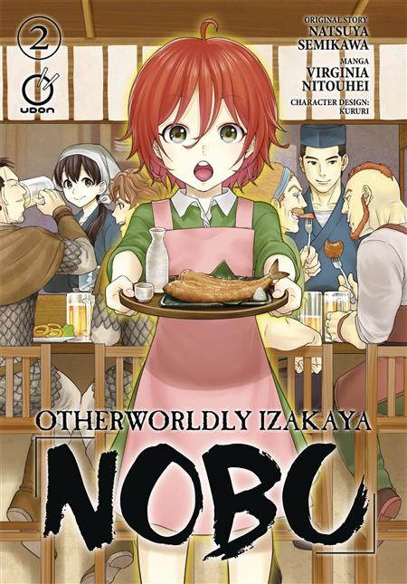 OTHERWORLDLY IZAKAYA NOBU TP VOL 02