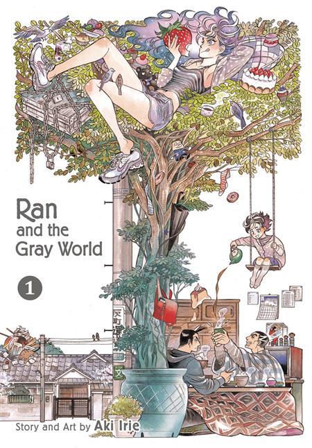 RAN & GRAY WORLD GN VOL 01 (C: 1-0-1)