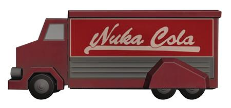 FALLOUT NUKA COLA 1/24 SCALE NEW LOOK DIE CAST TRUCK (C: 1-1
