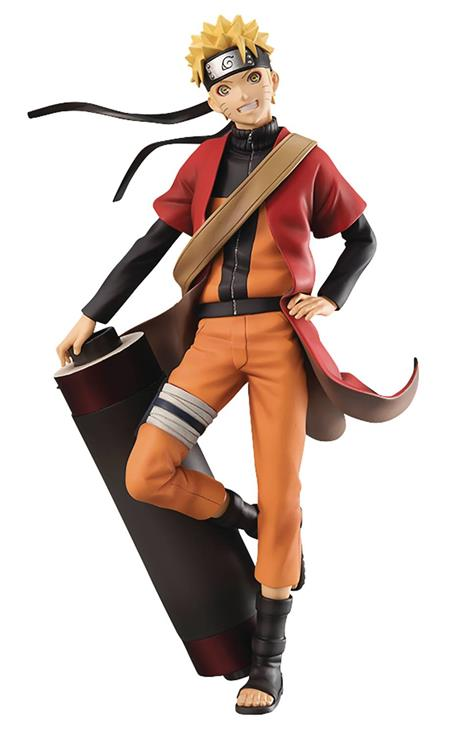 NARUTO GEM SERIES NARUTO UZUMAKI SENIN MODE PVC FIG (C: 1-1-