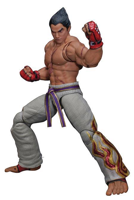 Storm Collectibles Tekken 7 Kazuya Mishima 1 12 Af Net C