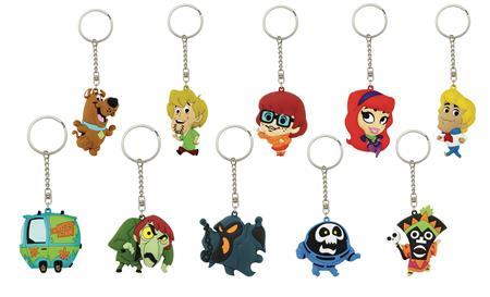 Scooby Doo Vinyl Keychain Bmb Dis (C: 1-1-2) - Discount