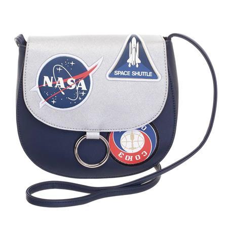 NASA SADDLEBAG W/PATCHES (C: 1-1-2)