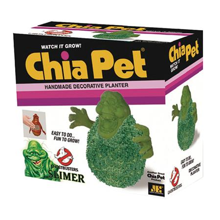 CHIA PET GHOSTBUSTERS SLIMER (C: 1-1-2)