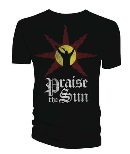 DARK SOULS PRAISE THE SUN T/S LG (C: 1-1-2)