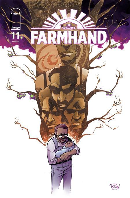 FARMHAND #11 (MR)