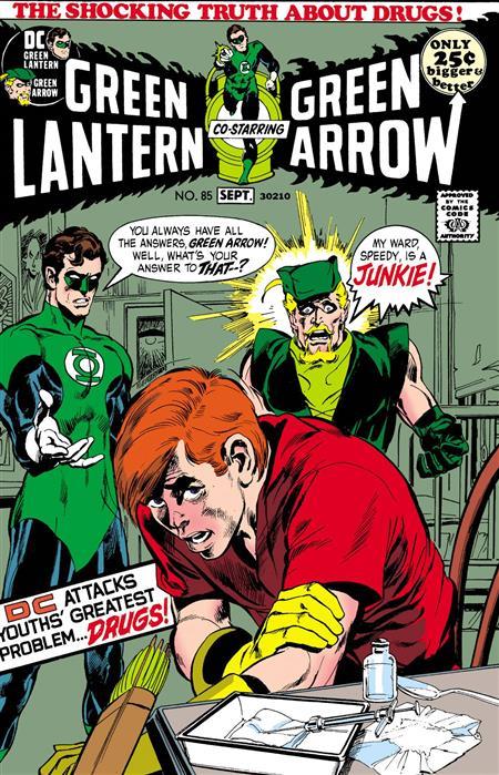 GREEN LANTERN #85 FACSIMILE EDITION