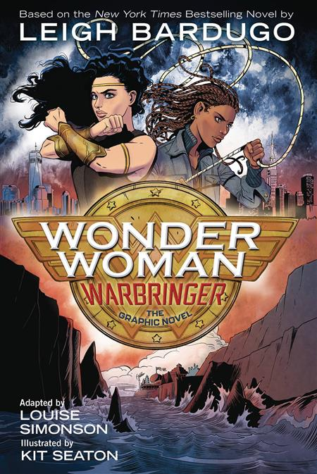 WONDER WOMAN WARBRINGER TP