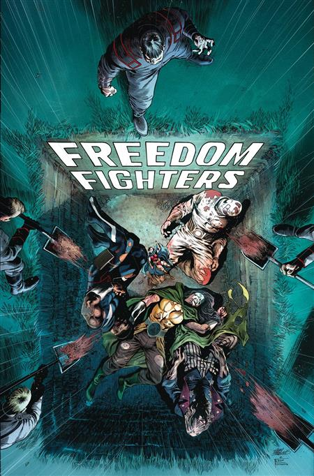 FREEDOM FIGHTERS #11 (OF 12)