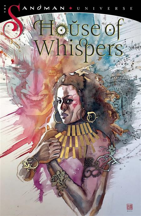 HOUSE OF WHISPERS #15 (MR)