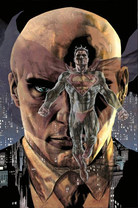 DOLLAR COMICS LUTHOR #1