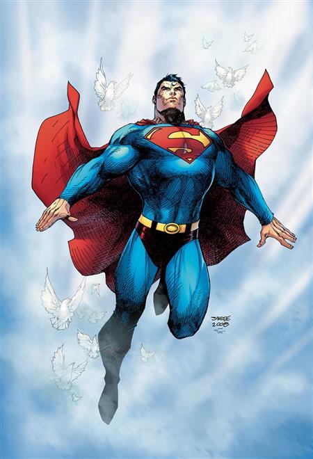 SUPERMAN FOR TOMORROW 15TH ANNIV DLX ED HC