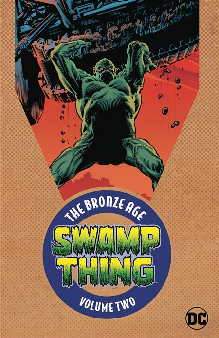 SWAMP THING THE BRONZE AGE TP VOL 02