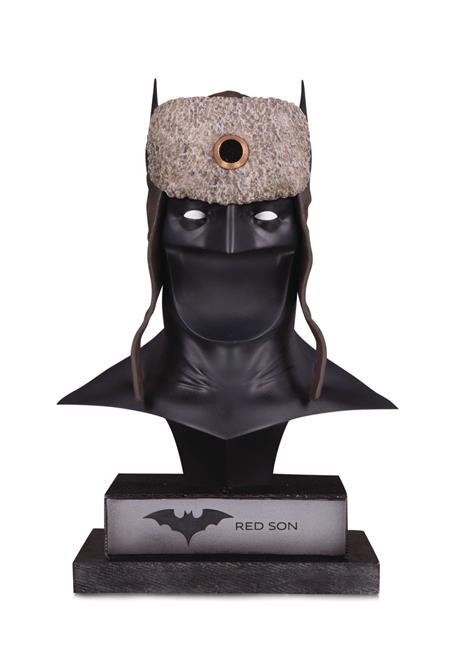 DC GALLERY RED SON BATMAN COWL