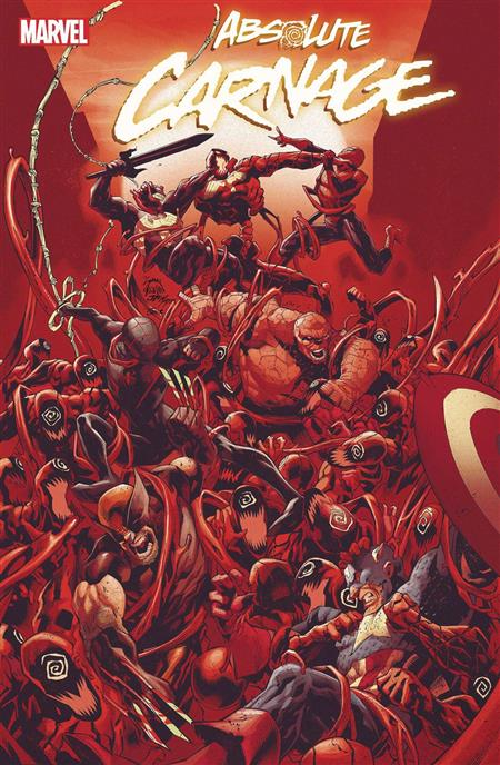 ABSOLUTE CARNAGE #5 (OF 5) AC