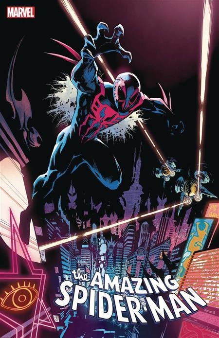 AMAZING SPIDER-MAN #33 2099