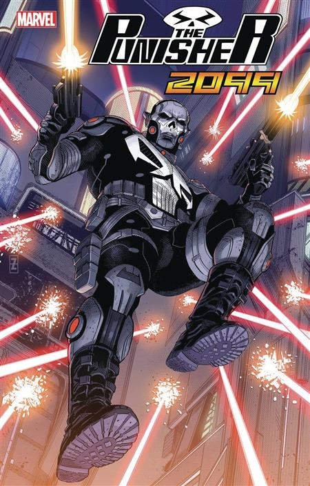 PUNISHER 2099 #1