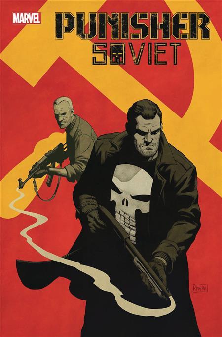 PUNISHER SOVIET #1 (OF 6) (MR)