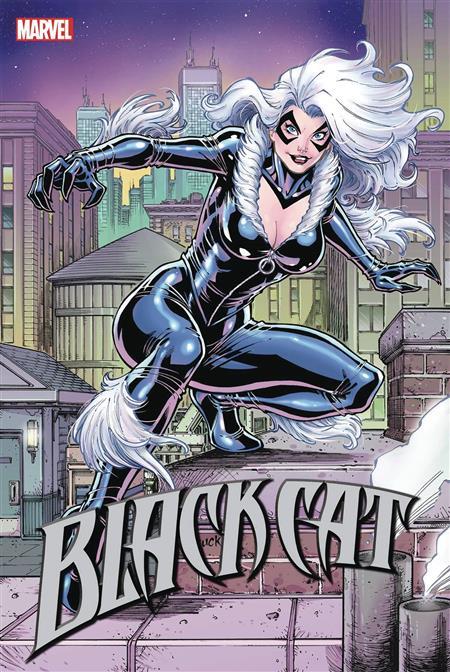 BLACK CAT ANNUAL #1 NAUCK VAR