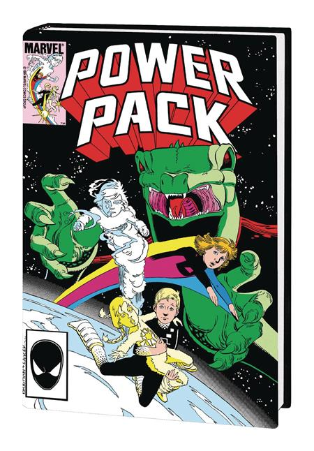 POWER PACK CLASSIC OMNIBUS HC VOL 01