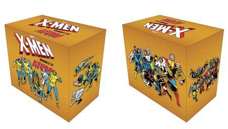 X-MEN CHILDREN OF ATOM HC BOX SET SLIPCASE