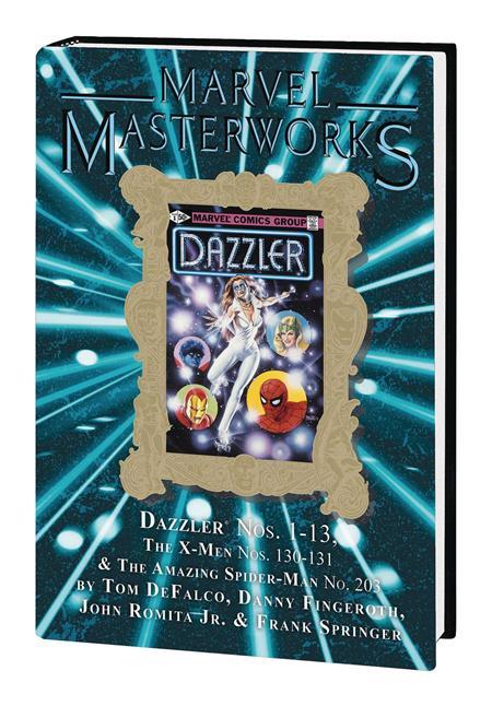 MMW DAZZLER HC VOL 01 DM VAR ED 288